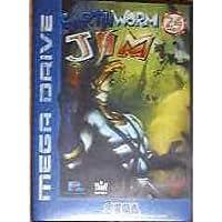 Earth Worm Jim [Megadrive FR]