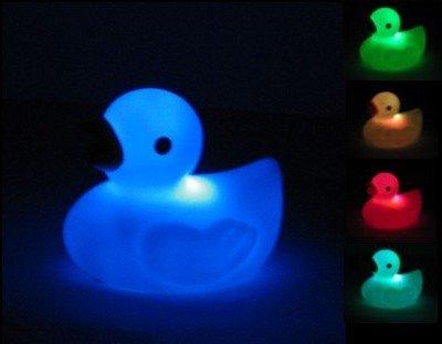 LED Ente mit Farbwechsel von Special-trends bei Lampenhans.de