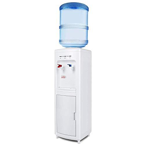 ZSMPY Botella De Agua Caliente Y Fría Vertical For
