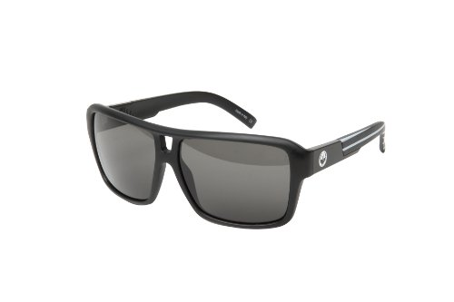 Dragon Sonnenbrille The Jam, Shawn Watson Grey, Large Fit Size, 720-1875