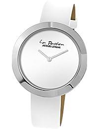 Jacques Lemans Damen-Armbanduhr La Passion Analog Quarz Leder LP-113B