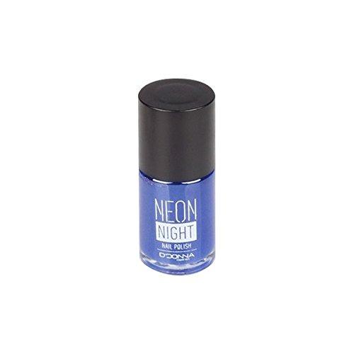 Vernis D'Donna -Vernis Néon Night Bleu N°96