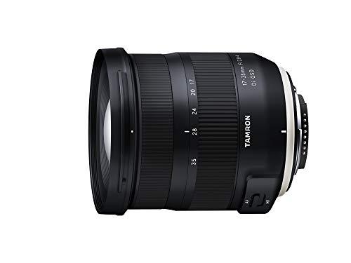 Tamron 17-35mm F/2.8-4 Di OSD for Nikon Digital SLR Cameras (Tamron 6 Year Limited USA Warranty) (35 Mm Tamron)