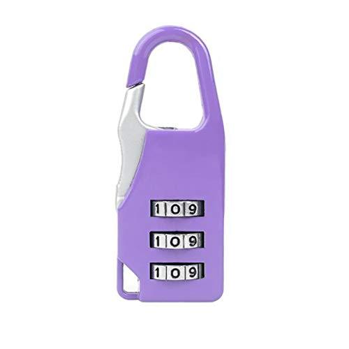 Sunmiy Digit Mini Code Lock Reisegep� Kombinationsschloss Passwort Diebstahlsicherung T�rbeschl�ge & -schl�sser