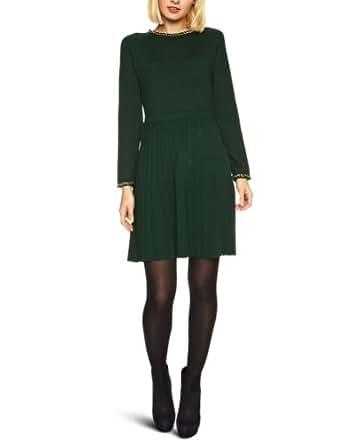 Derhy - Robe - Femme - Vert (Vert) - FR : S (Taille fabricant : S)
