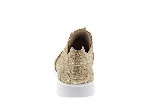 UGG Tye Stardust Sneaker Oro Donna Oro