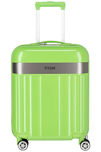 "TITAN Gepäckserie ""Spotlight Flash\"" koffer , 55 cm, 37 L, Flashy Kiwi"