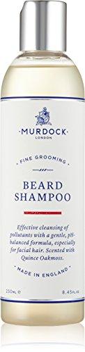 Murdock London Herren Bart Shampoo 250ml Ein Größe Keine Farbe