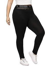 b2aa684d48b00 Amazon.es  tallas grandes mujer - Pantalones deportivos   Ropa ...
