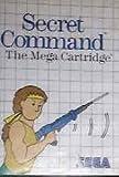 Secret command - Master System - PAL