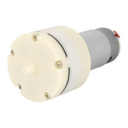 Vakuumpumpe, DC 12 V Vakuumpumpe Mini Elektrische Luft Vakuum Pumpen Hochdruck Membran Luftpumpe 12L / Min Geräuschlos<br/>