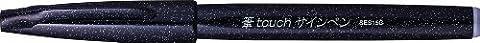 Pentel SES15C-A Lot de 10 Feutres pinceaux à pointe souple