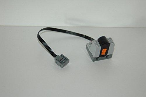Gebrauchte Bausteine Ersatz für Lego System Lego RC Eisenbahn Train IR Empfänger Power Functions INFRAROT KOMPATIBEL MIT Lego RC System Ein Ir-system