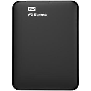 WD 2TB Elements Portable External Hard Drive - USB 3.0