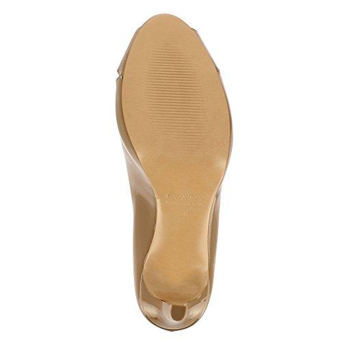 Chaussures Evita Elisa, Talons Bruns Pour Femmes