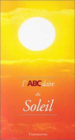 L'ABCdaire du soleil par Christine Ehm