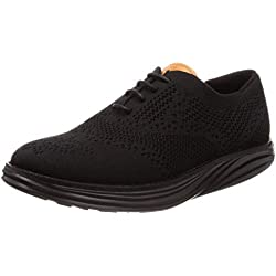 MBT Boston WT M-Knit W, Zapatos de Cordones Brogue para Mujer