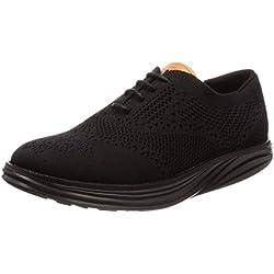 MBT Boston WT M-Knit W, Zapatos de Cordones Brogue para Mujer