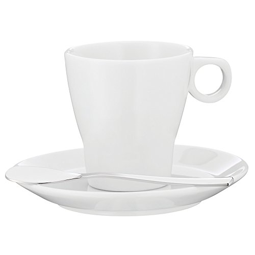 WMF Espressotasse mit Paddel Barista Porzellan 60 ml