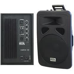 Kool Sound - Enceinte Active Amplifiée - ABS - 350W Kool Sound - Campus 15 AMP
