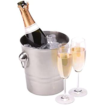 Barcraft Stainless Steel Champagne Bucket