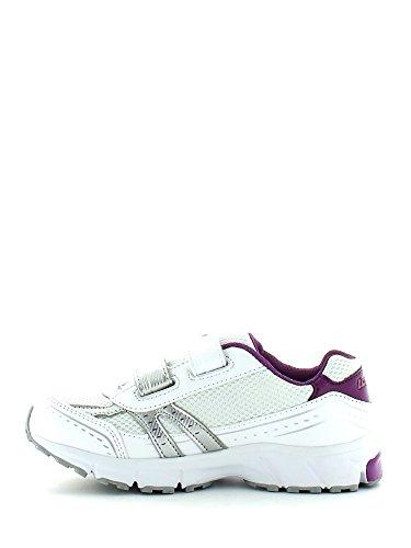 Lotto Zenith Ii Cls Turnschuhe Neu Kinder Schuhe Weiß / Violett