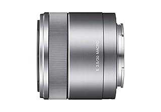 Sony SEL-30M35 Makro-Objektiv (Festbrennweite, 30 mm, F3.5, APS-C, geeignet für A6000, A5100, A5000 und Nex Serien, E-Mount) silber (B0057XC3A0) | Amazon price tracker / tracking, Amazon price history charts, Amazon price watches, Amazon price drop alerts