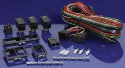 SPAL 33040147 UNIVERSAL 3 SWITCH KIT HORIZONTAL/VERTICAL MNT