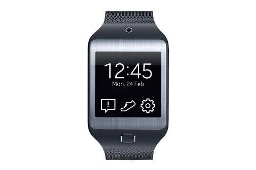Samsung Gear 2 Neo Smartwatch, Nero [Italia]