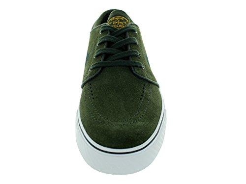 Nike Uomo 333824 026 scarpe da ginnastica Verde / Nero / Dorato / Bianco (Sequoia / Blk-Unvrsty Gld-White)