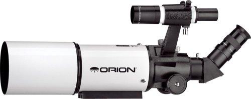 ORION 09946E REFRACTOR 12X NEGRO  COLOR BLANCO - TELESCOPIO (38 1 CM  1 7 KG  8 CM  ALUMINIO)