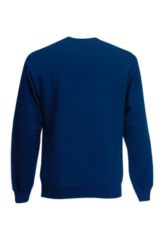Set-In Sweatshirt 3XL,Navy - 2