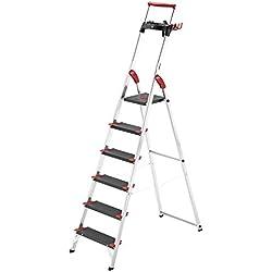 Leiter für unsere 3,20m hohen Decken