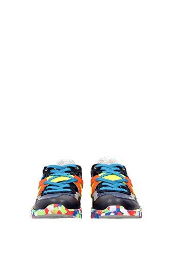 CS1277AR01688927 Dolce&Gabbana Sneakers Homme Cuir Multicouleur Multicouleur