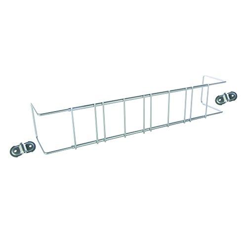 Sauvic 03505 - Soporte macetas para ventana exterior, extensible de 100 a 150 cm.