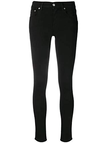 Ralph Lauren Luxury Fashion Damen 211671435002 Schwarz Jeans   Jahreszeit Permanent -