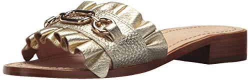 kate spade , Damen Sandalen, Gold - Gold - Größe: 39 EU (M) Kate Spade Belle