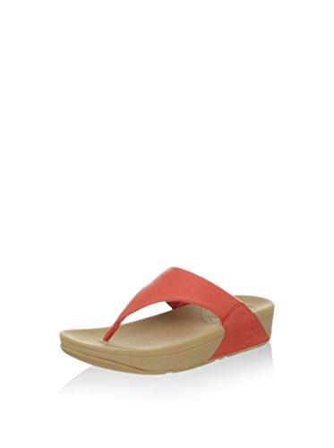 Fitflop Lulu 288, Sandales femme Rouge