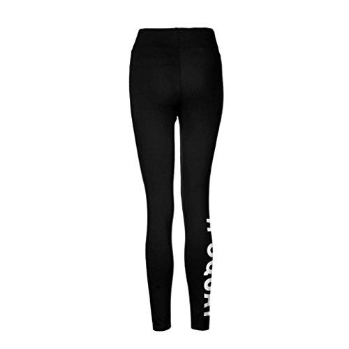 Bovake - Leggings sportivi -  donna Black