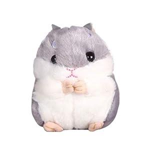 STOBOK Kawaii Hamster Peluche de