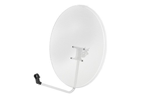 Diesl.com - Antenne parabolique perforée 80cm offset