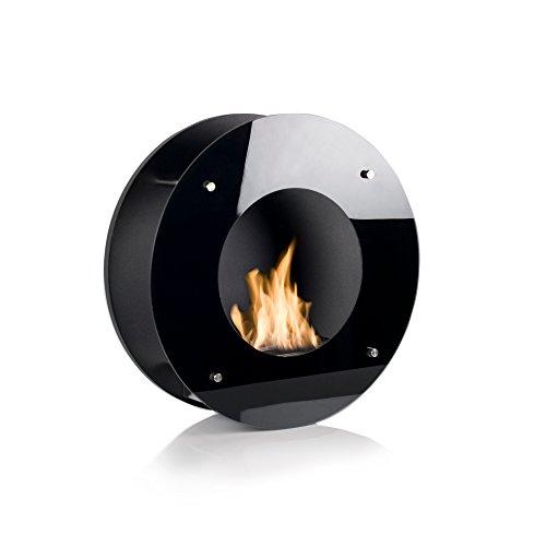 Bio Fires Apollo Flame Wall Mounted Fireplace