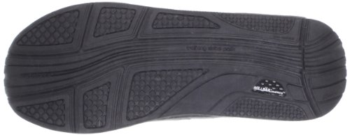 New Balance WW928 Large Cuir Chaussure de Marche Bk