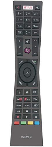 passend für JVC TV RM-C3184 ()