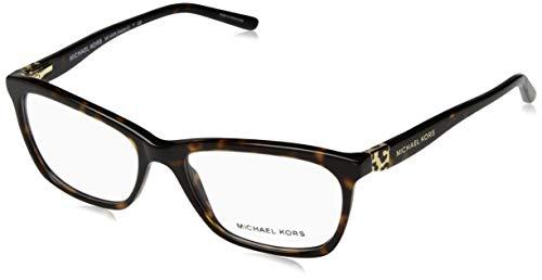 Ray-Ban Damen 0MK4026 Brillengestelle, Braun (Tortoise), 53