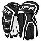 Bauer Supreme 130 guantes de hockey para adulto multicolor...