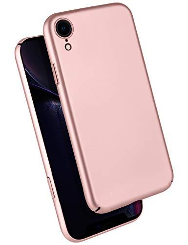 chutzhülle für Apple iPhone XR (2018), 15,2 cm (6 Zoll), ultradünn, Rose Gold ()