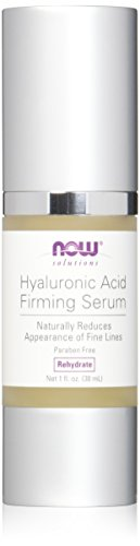 Hyaluronic Acid Firming Serum-1 oz by Now Foods - 314Yxnep14L