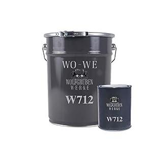2K Pintura epoxi para azulejos baldosas de pared W712 2,5-20Kg