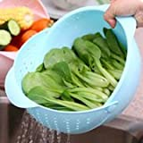 Styleys Rice Strainer Pulses Fruits Vege...